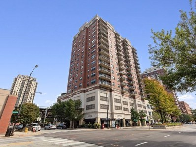 5 E 14th Place UNIT 1303, Chicago, IL 60605 - MLS#: 10595807