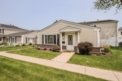 1461 Quaker Lane UNIT 119A, Prospect Heights, IL 60070 - #: 10595905