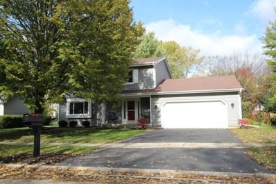 431 Barbary Lane, Woodstock, IL 60098 - #: 10596069