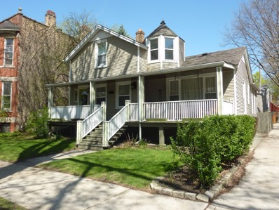 2144 W WILSON Avenue, Chicago, IL 60625 - #: 10596237