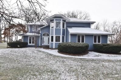 1922 Whispering Oaks Lane, Sugar Grove, IL 60554 - #: 10596365
