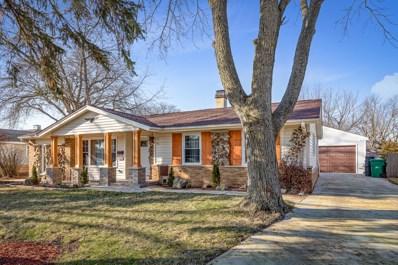 1254 Larchmont Drive, Elk Grove Village, IL 60007 - #: 10596550