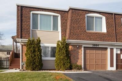 3884 Brookbank Drive, Hanover Park, IL 60133 - #: 10596565