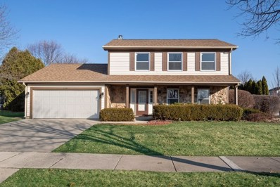 1201 Lockwood Drive, Buffalo Grove, IL 60089 - #: 10596671