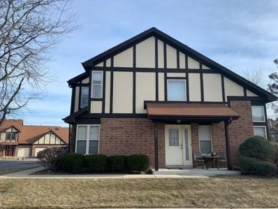 210 Stoneybrook Lane UNIT 8B, Bloomingdale, IL 60108 - #: 10597003