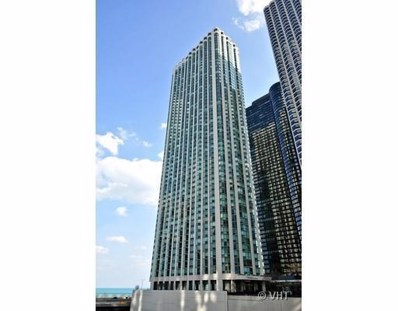 195 N HARBOR Drive UNIT 2801, Chicago, IL 60601 - #: 10597285