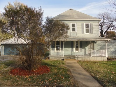 203 W Wood Street, Colfax, IL 61728 - MLS#: 10598047