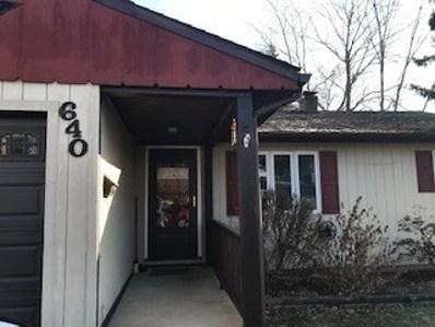 640 Hartford Avenue, Aurora, IL 60506 - #: 10598068