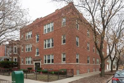 2316 W Byron Street UNIT 3, Chicago, IL 60618 - #: 10598630