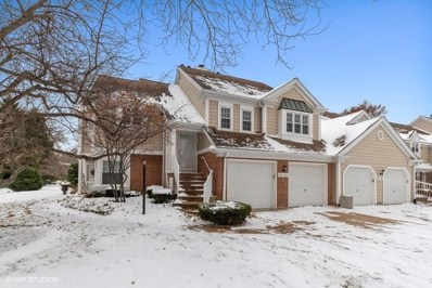 1023 Brentwood Circle UNIT 1023, Buffalo Grove, IL 60089 - #: 10599192