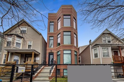 3124 N Central Park Avenue UNIT 301, Chicago, IL 60618 - #: 10599381