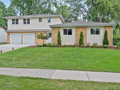 540 Milton Lane, Hoffman Estates, IL 60169 - #: 10599706