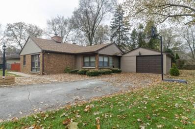 18724 Ashland Avenue, Homewood, IL 60430 - MLS#: 10599714