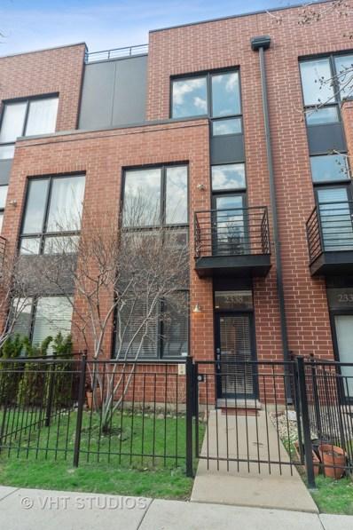 2338 W WOLFRAM Street, Chicago, IL 60618 - #: 10599894