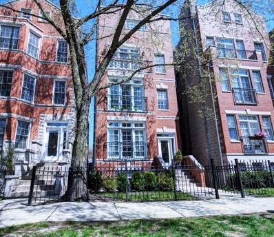 3757 N Clifton Avenue UNIT 3, Chicago, IL 60613 - #: 10599919