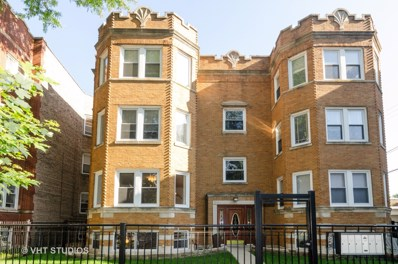 2018 W FARRAGUT Avenue UNIT 1, Chicago, IL 60625 - #: 10599935