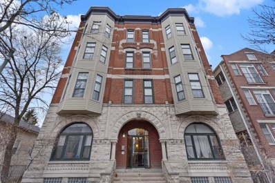 1746 W HURON Street UNIT 3E, Chicago, IL 60622 - #: 10600097