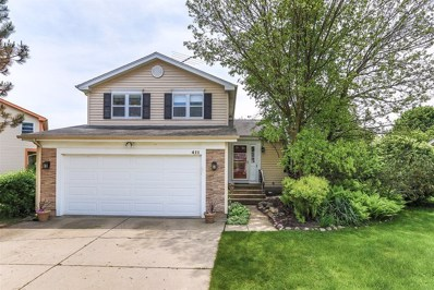 411 Lamont Terrace, Buffalo Grove, IL 60089 - #: 10600298