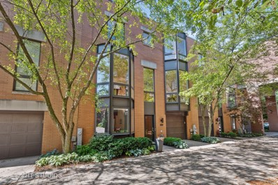 1445 N Cleveland Avenue UNIT B, Chicago, IL 60610 - #: 10600660