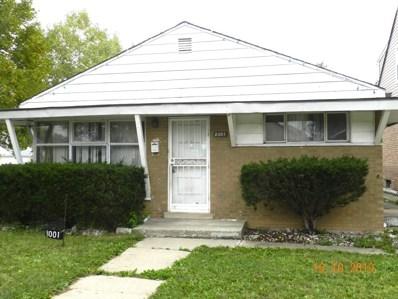 8001 S St Louis Avenue, Chicago, IL 60652 - #: 10600800