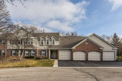 1410 Shore Court UNIT C2, Wheeling, IL 60090 - #: 10600824