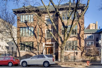 3753 N Pine Grove Avenue UNIT 1, Chicago, IL 60613 - #: 10601287