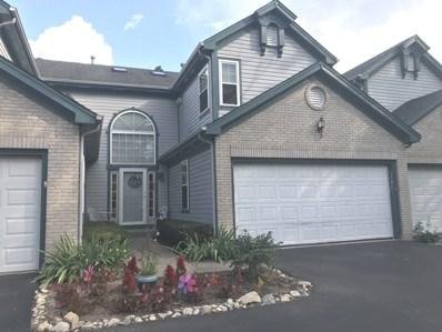 1762 Kresswood Drive UNIT 4B, West Chicago, IL 60185 - #: 10601319