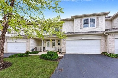 2044 Sunrise Circle, Aurora, IL 60503 - #: 10601348