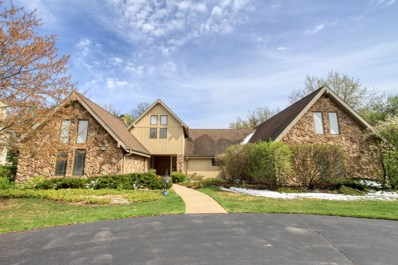 19 Croydon Lane, Oak Brook, IL 60523 - #: 10601552