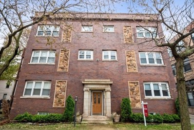 1757 W Belle Plaine Avenue UNIT 1W, Chicago, IL 60613 - #: 10601740