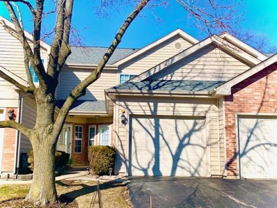 82 Golfview Drive, Glendale Heights, IL 60139 - #: 10601919