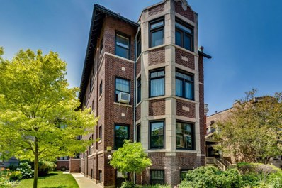 5534 S Dorchester Avenue UNIT 3, Chicago, IL 60637 - #: 10601973