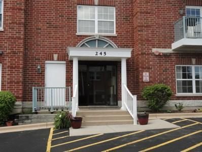 245 W Johnson Street UNIT 206, Palatine, IL 60067 - #: 10601986