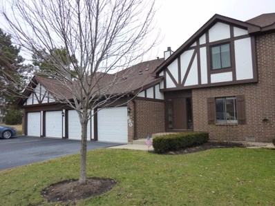 880 Cross Creek Court UNIT BB4, Roselle, IL 60172 - #: 10602174