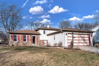 1377 Windsor Drive, Wheaton, IL 60189 - #: 10602245