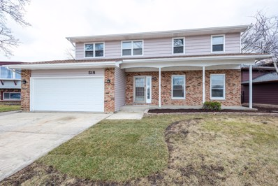 518 Flint Trail, Carol Stream, IL 60188 - #: 10602534