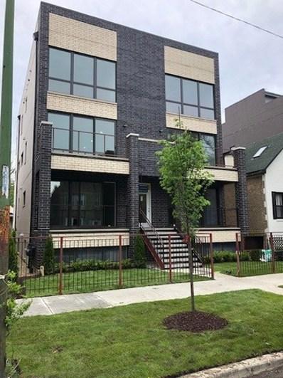 2448 W Thomas Street UNIT 3E, Chicago, IL 60622 - #: 10602542