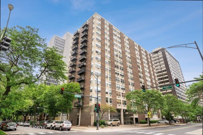 3033 N Sheridan Road UNIT 810, Chicago, IL 60657 - #: 10602561