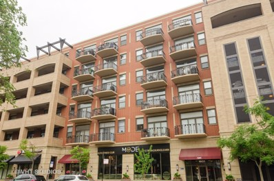 1301 W Madison Street UNIT 505, Chicago, IL 60607 - #: 10602722