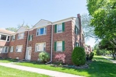 10533 S Artesian Avenue UNIT 2W, Chicago, IL 60655 - #: 10603010