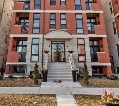 4226 S Ellis Avenue UNIT 1N, Chicago, IL 60653 - #: 10603377