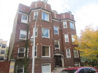 6818 N Lakewood Avenue UNIT 1, Chicago, IL 60626 - #: 10603589