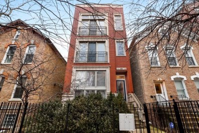 875 N Paulina Street UNIT 3, Chicago, IL 60622 - #: 10604091