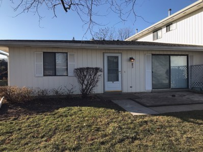 120 Brewster Court UNIT B, Bloomingdale, IL 60108 - #: 10604242