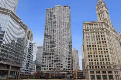 405 N Wabash Avenue UNIT 1501, Chicago, IL 60611 - #: 10604457