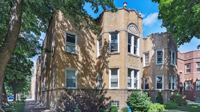 5704 N Campbell Avenue UNIT 1, Chicago, IL 60659 - #: 10604533