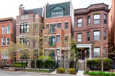 846 W Aldine Avenue UNIT 3, Chicago, IL 60657 - #: 10604566