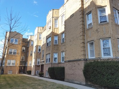 6214 N Mozart Street UNIT 3E, Chicago, IL 60659 - #: 10604703
