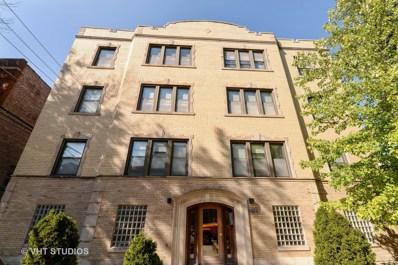 1610 W Byron Street UNIT 3, Chicago, IL 60613 - #: 10605019