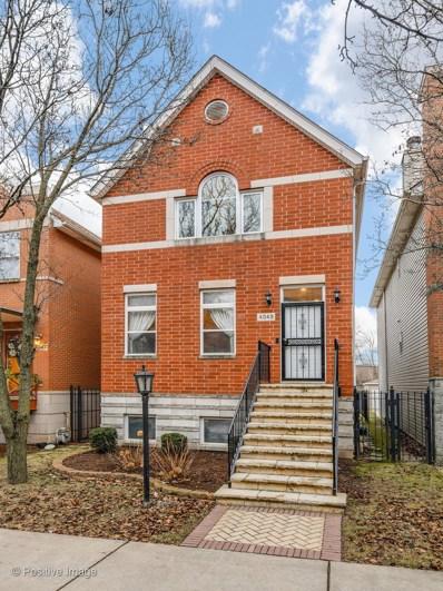 4049 S Ellis Avenue, Chicago, IL 60653 - #: 10605152